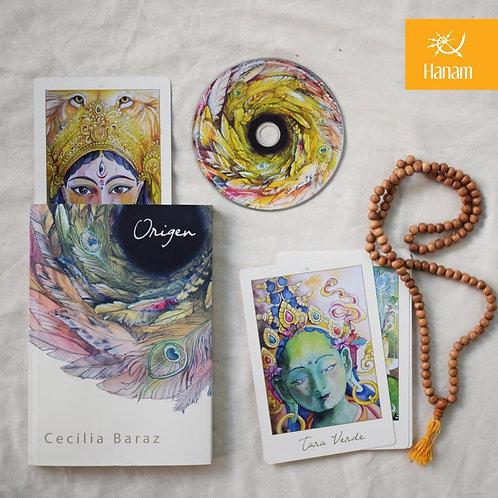 Madres Universales  Juego de cartas + Libro + CD