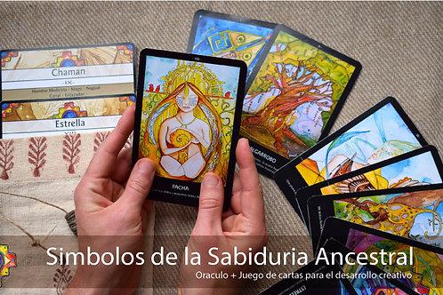 Símbolos de Sabiduría Ancestral - Juego de Cartas