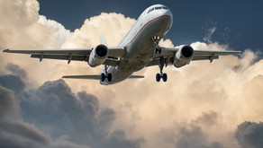 My Horrific Plane Flight Forever Engraved on my Mind