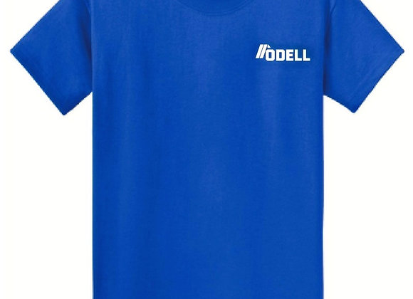 Odell Short Sleeve Tee (Royal Blue)