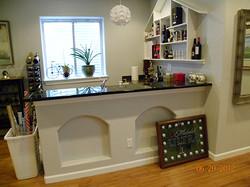 Deck for decoration
