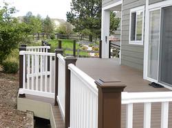Terrace Construction