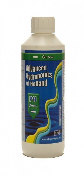 ADVANCED HYDROPONICS pH- Grow 1L
