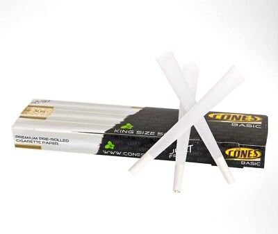 Pre-rolled Cones, King-Size, 12 Stk.