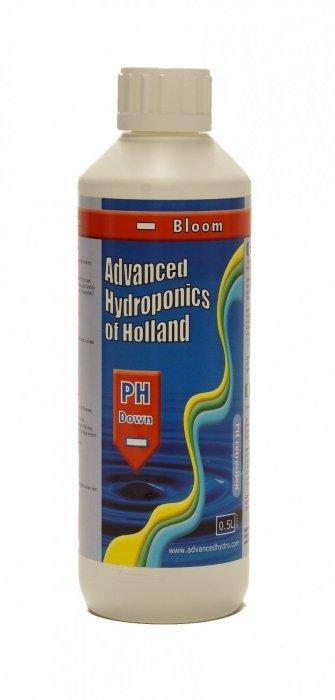 ADVANCED HYDROPONICS pH- Bloom 1L