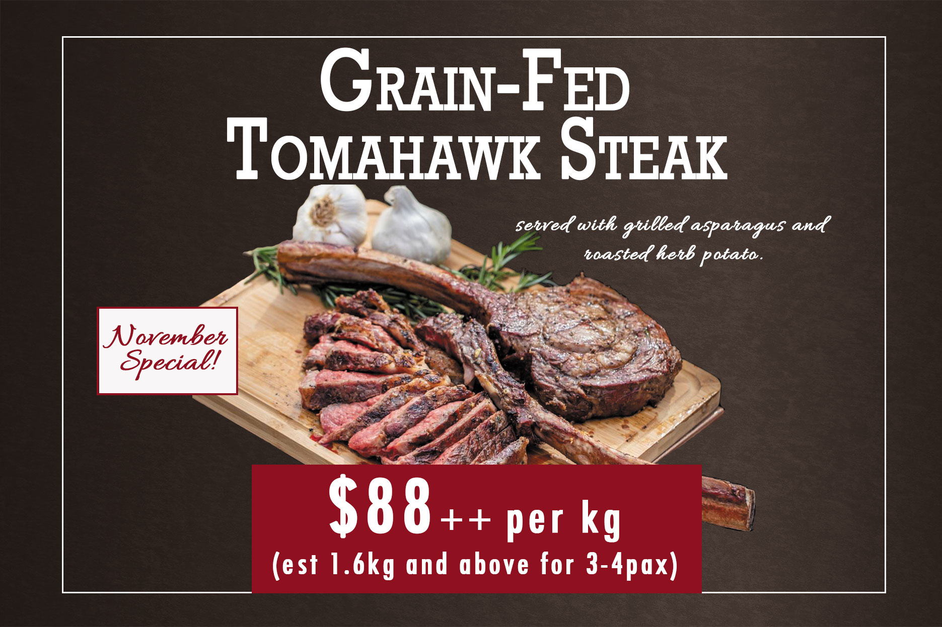 Tomahawk-Special