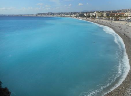 Playas en Niza