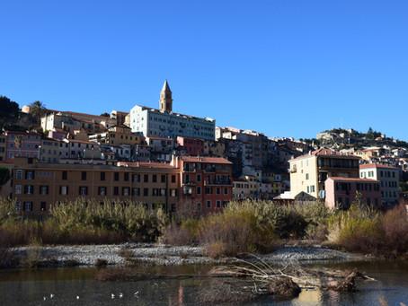 Ventimiglia-Bordighera-San Remo.
