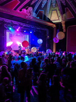 Helping promoters transform venues