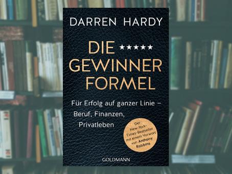 """""""Die Gewinnerformel"""" von Darren Hardy"""
