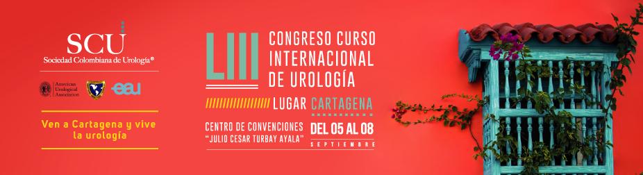 LIII CONGRESO CURSO INTERNACIONAL DE UROLOGIA
