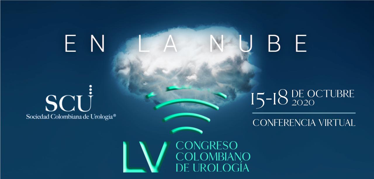 LV CONGRESO COLOMBIANO DE UROLOGÍA