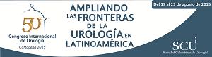 50º CONGRESO INTERNACIONAL DE UROLOGÍA CARTAGENA 2015