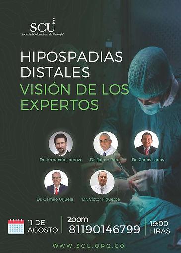 Flyer Hispospadias Distales Agosto 11 -