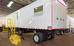 Mantenimiento de trailers,