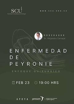 Enfermedad de Peyronie Enfoque Quirúrgic