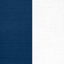 CLASSIC LINEN DUPLEX PATRIOT BLUE/AVON WHITE  324G 660X1016