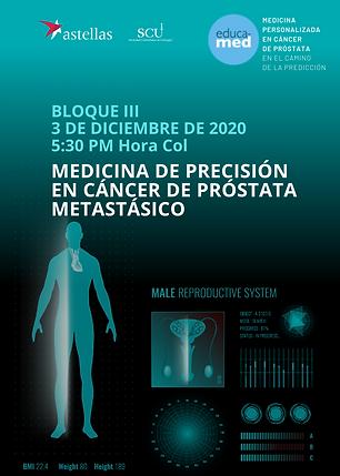 Medicina personalizada en cáncer de prós