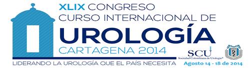 XLIV Congreso Internacional de Urología - Cartagena 2014