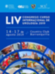 Afiche Congreso Internacional Urologia.j