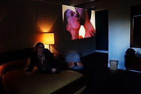TO GEORGE KUCHAR MUTIMEDIA INSTALLATION PHOENIX HOTEL - ART PAD 2012