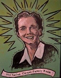 Rachel Carson Sense of Wonder Room