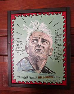 David Brower Hell-Raiser Room