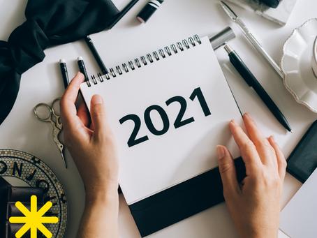 תוכנית עיסקית ב 10 צעדים לשנת 2021 טובה