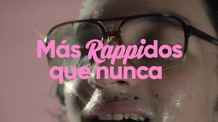"""DERRETIDOS CAMPAIGN"" FOR RAPPI ARGENTINA"
