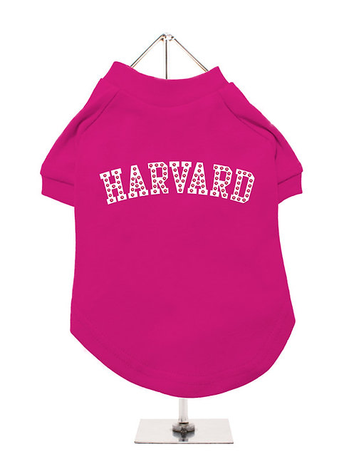 Legally Blonde ''HARVARD'' Dog T-Shirt