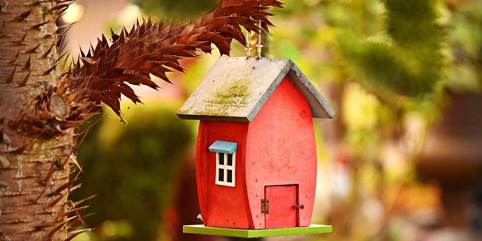 Ma cabane à oiseaux