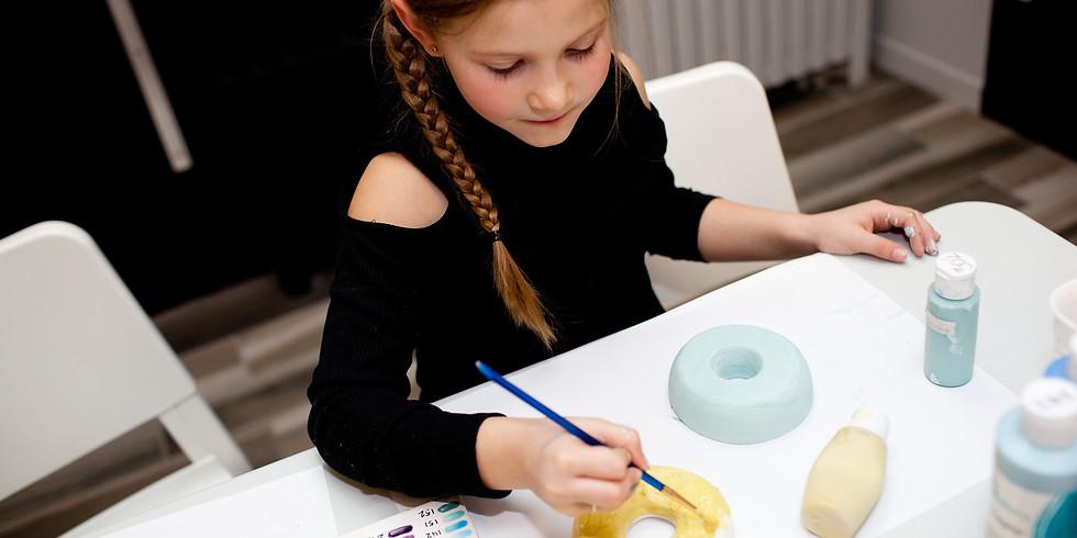 Céramique ENFANTS sans PARENTS (6-12 ans)