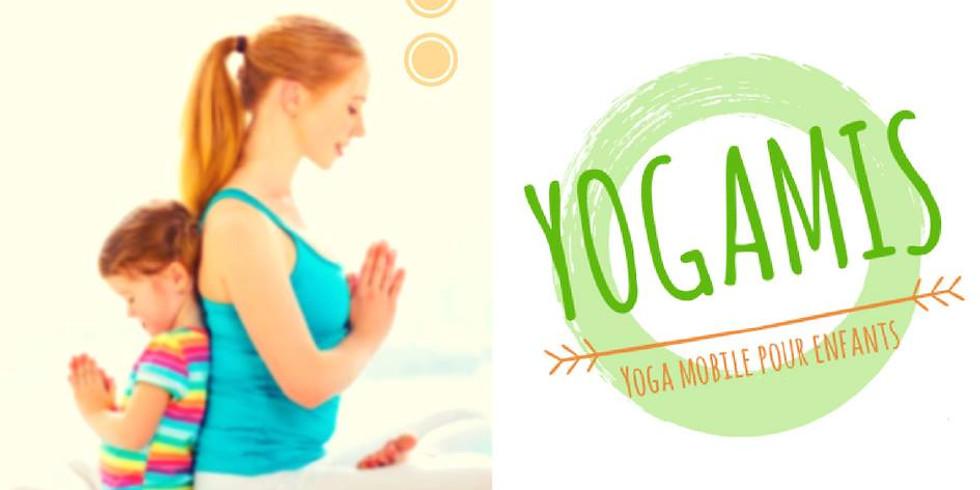 Yoga Mobile pour enfant (6-10 ans)