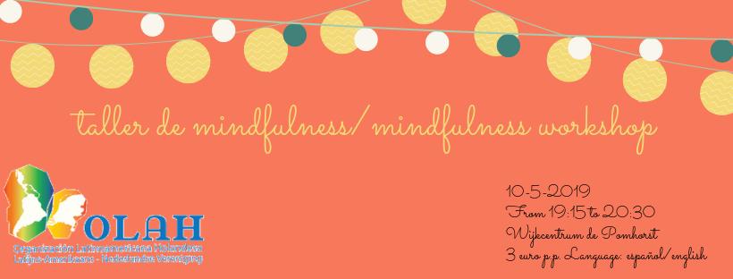 Taller de Mindfulness en Wageningen