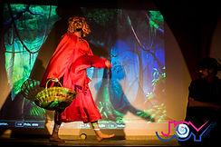 Atividades Noturnas - Joy Theater