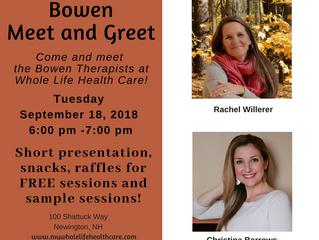 Bowen Meet and Greet!