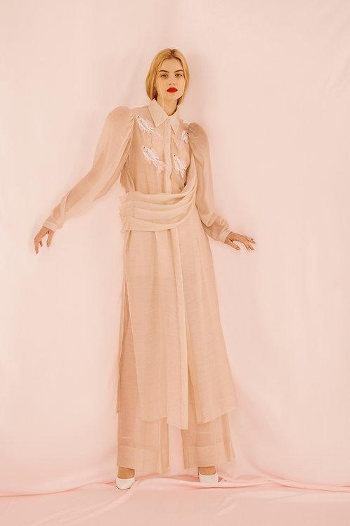 Dress-blouse