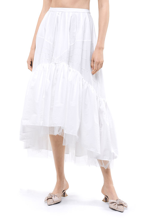 """Skirt """"Tulle clouds"""""""