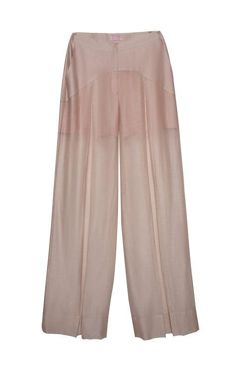 Transparent pants