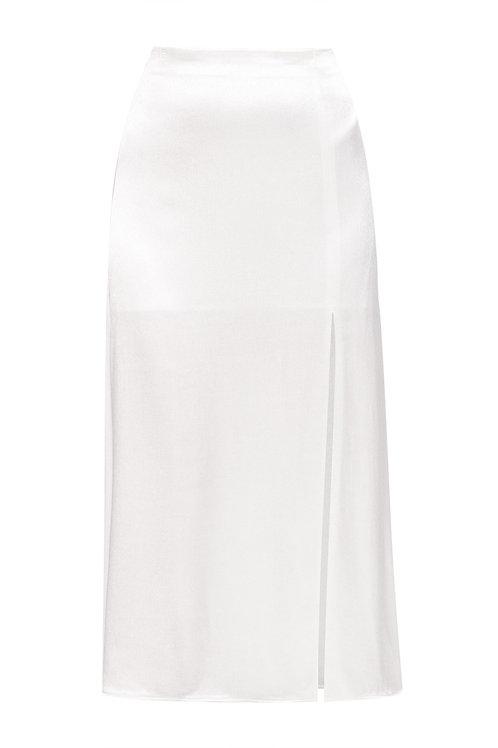 """Skirt """"White pearl"""""""