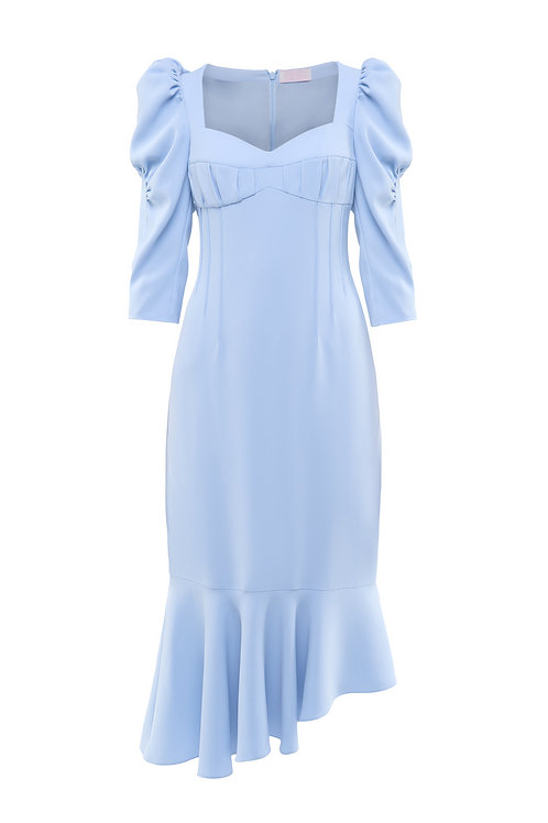 "Dress ""Porcelaine"""