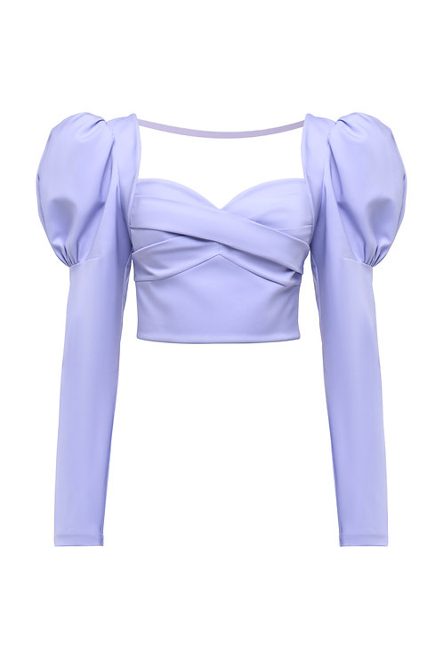 "Crop-top ""Juliette"""