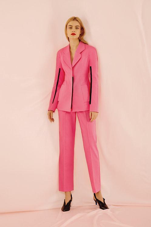 "Jacket ""Crazy pink"""