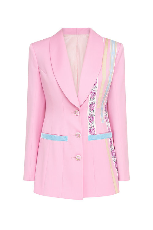 "Jacket ""Oh my pink"""