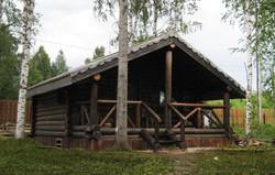Недорогой дом на Онежском озере