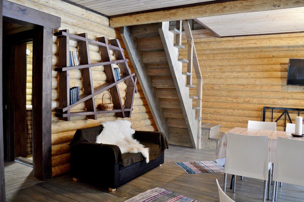 Люкс коттедж на Онежском озере