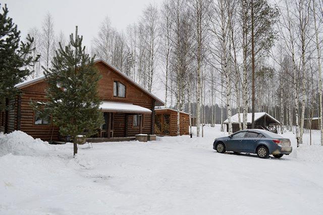 Отдых в Карелии летом, зимой