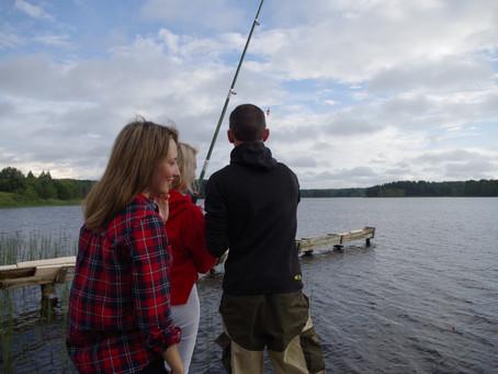 День рыбака. Турнир по рыбной ловле!