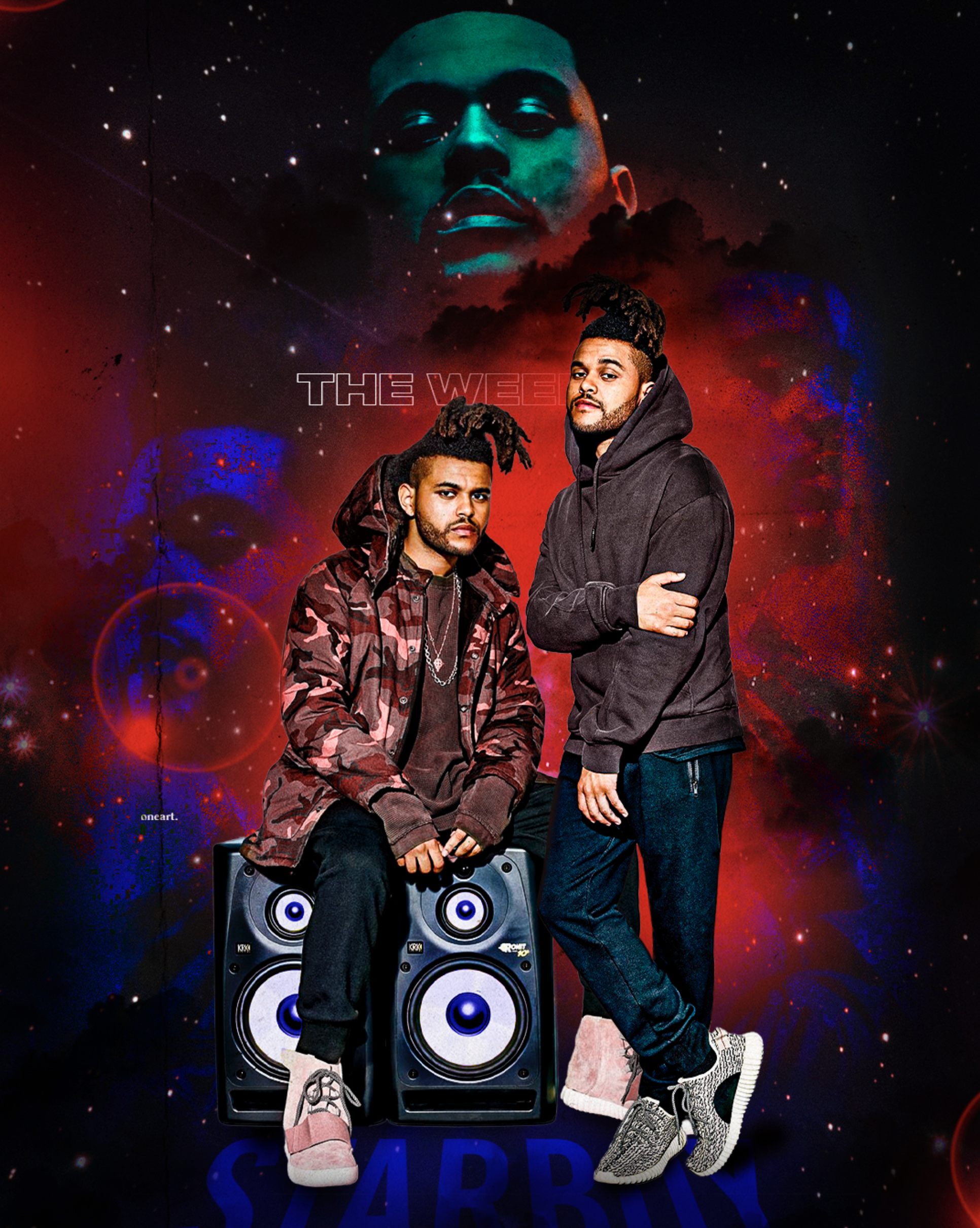 THE WEEKND X ONEART