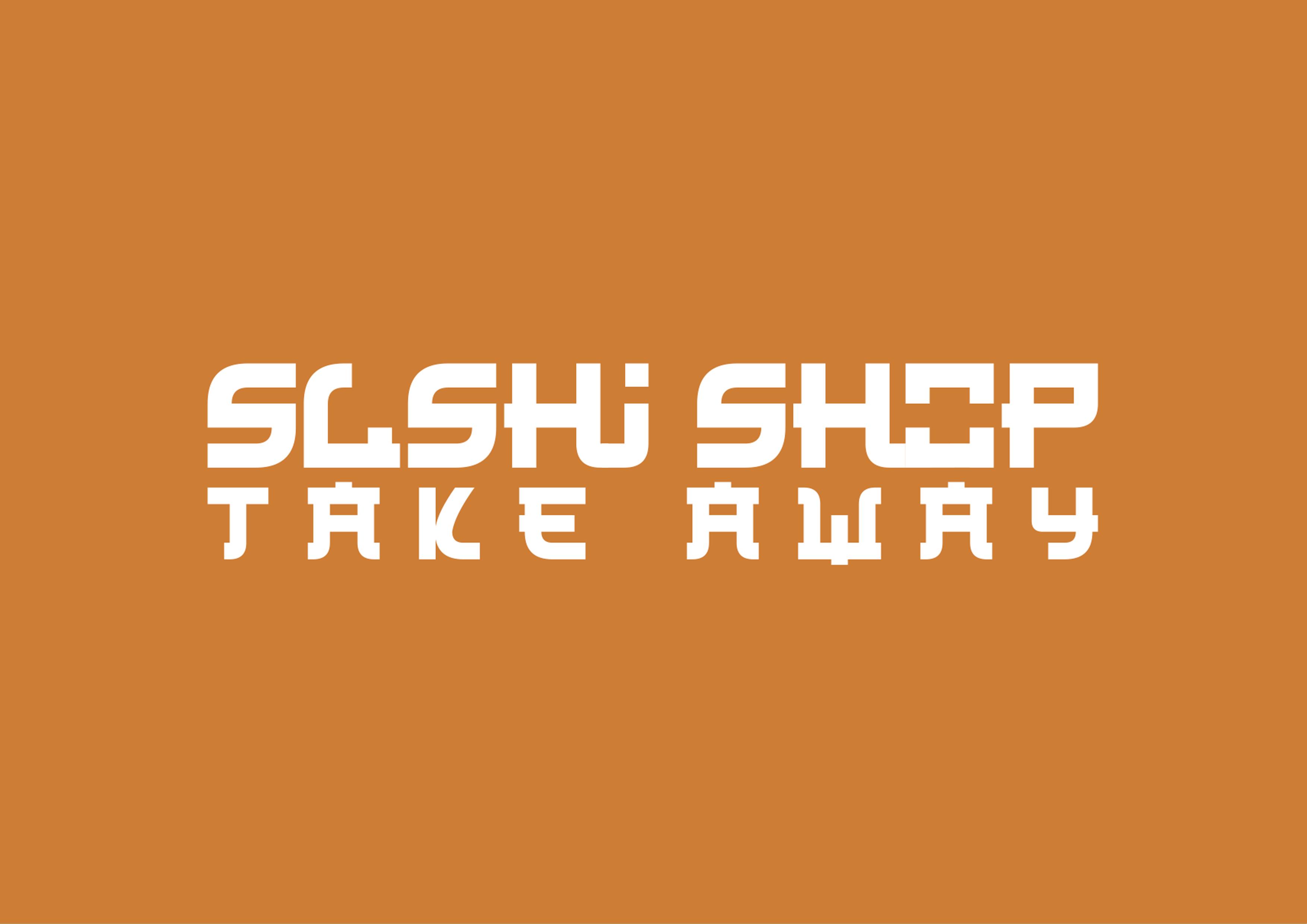 SUSHI SHOP TAKE AWAY